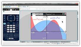 TI Nspire CX CAS Software